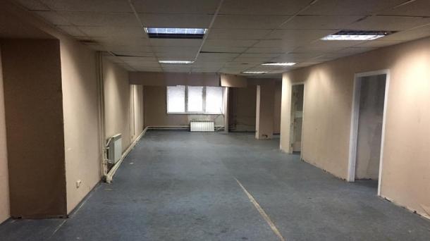 Офис 144.5м2, ул. Остаповский пр-д,  д. 3
