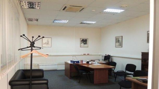 Офис 120м2, Авиамоторная