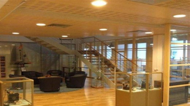 Офис 3584.4м2, Аэропорт