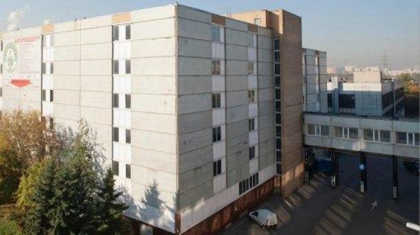 Офис 555м2, Улица академика Янгеля