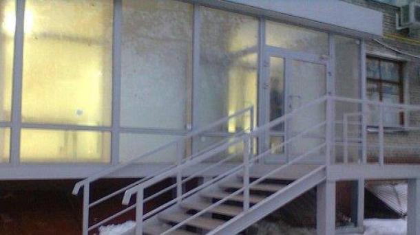 Офис 196.5м2, Варшавская