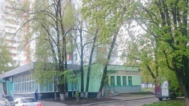 Офис 16.8 м2 у метро Выхино