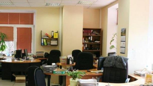 Офис 230 м2 у метро Текстильщики