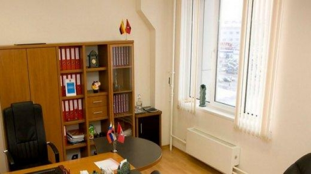 Офис 39.7 м2 у метро Пражская