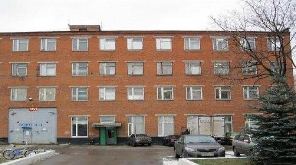 Офис 545 м2 у метро Кантемировская
