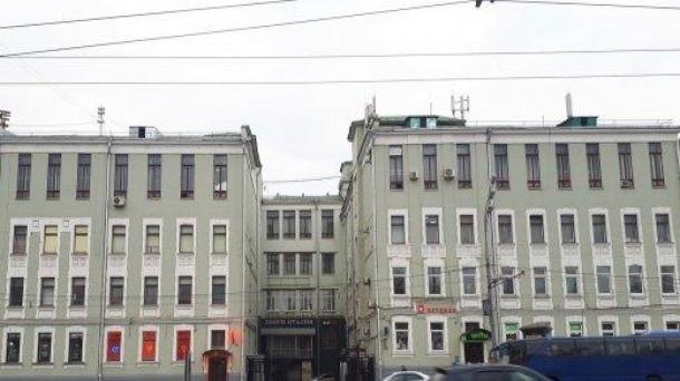 Офис 139.7м2, Шаболовская