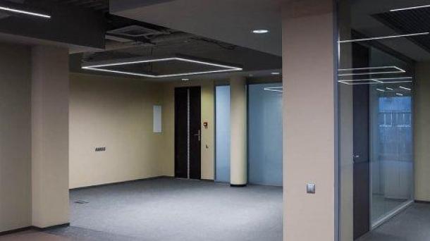 Офис 401.3м2, Технопарк