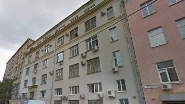 Офис 106.7м2, Третьяковская