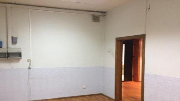 Сдаю офис 120.8м2,  метро ЗИЛ
