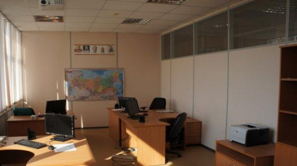 Офис 533.7 м2 у метро Авиамоторная