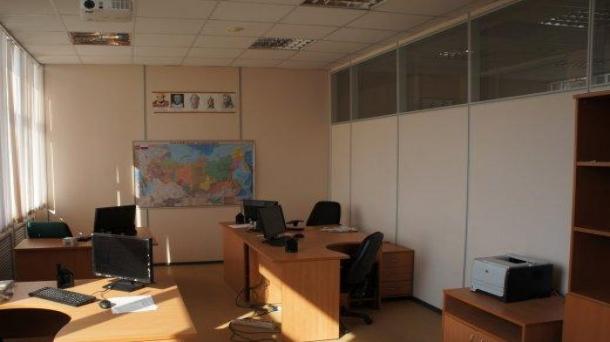 Офис 539.6 м2 у метро Авиамоторная