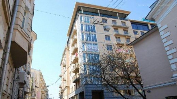 Офис 200м2, Кропоткинская