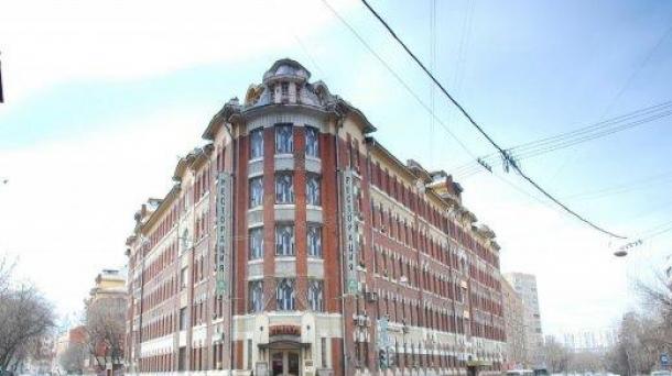 Офис 10м2, Рижская
