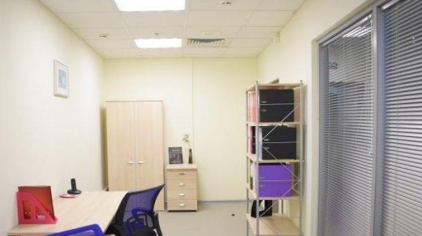 Офис 15 м2, метро ВДНХ