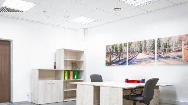 Офис 59 м2 у метро ВДНХ