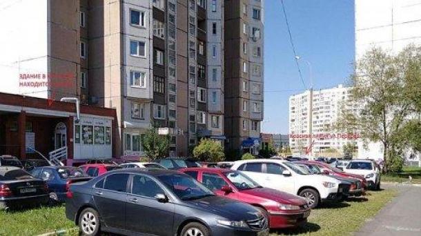 Офис 344м2, Братиславская