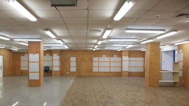Офис 1770.5 м2 у метро Волгоградский проспект