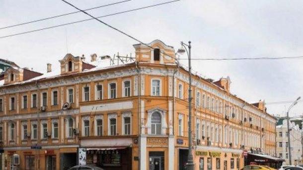 Офис 154.6м2, Белорусская