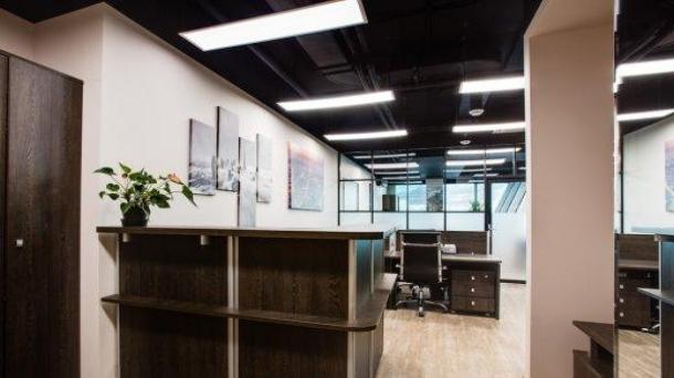 Офис в Москва-Сити 76 м2, метро Деловой центр