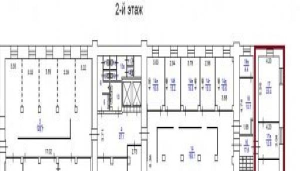 Офис 56м2, Сокольники