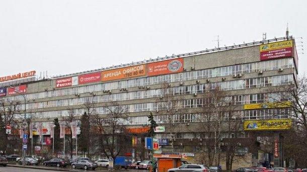 Офис 56.5м2, Проспект Вернадского