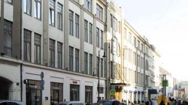 Офис 40 м2 у метро Чеховская