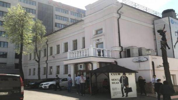 Офис 500м2, Бауманская