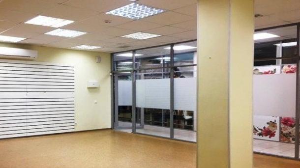 Офис 98м2, Бауманская