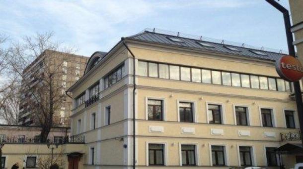 Офис 350м2, Серпуховская