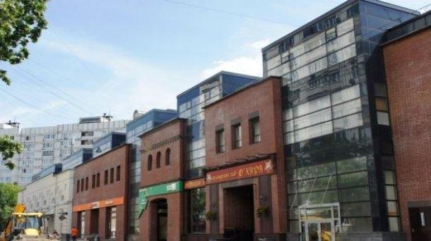 Офис 801м2, Бауманская