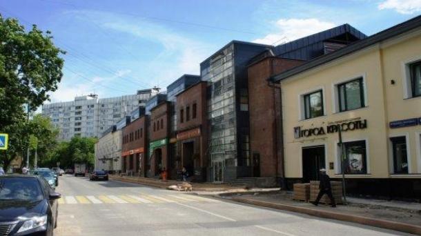 Офис 639м2, Бауманская
