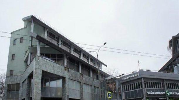 Офис 210м2, Менделеевская