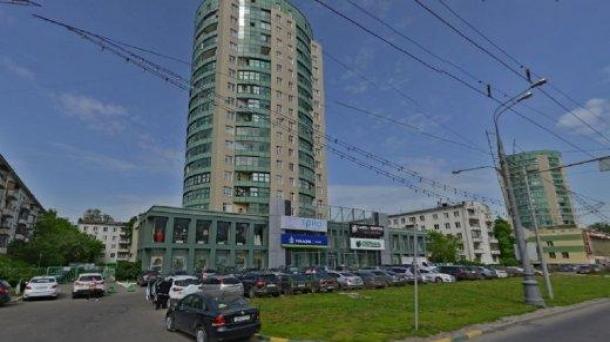 Офис 154м2, Щукинская