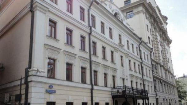 Офис 1235.8 м2 у метро Полянка