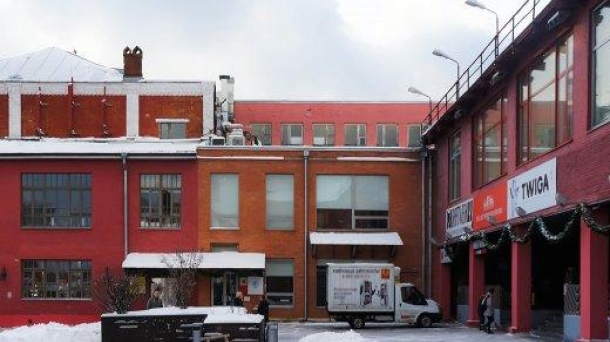 Офис 55.2 м2, 4-й Сыромятнический переулок,  1