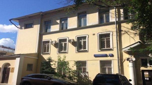 Офис 80 м2 у метро Павелецкая