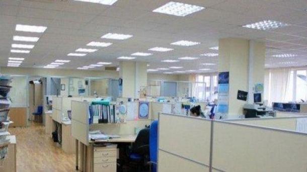 Офис 422.5м2, Кунцевская
