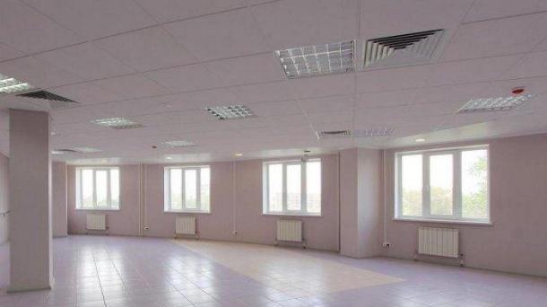Офис 117 м2 у метро Авиамоторная