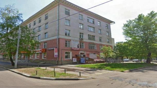 Офис 15.7 м2 у метро Варшавская