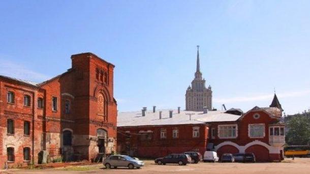 Офис 221.5м2, Киевская