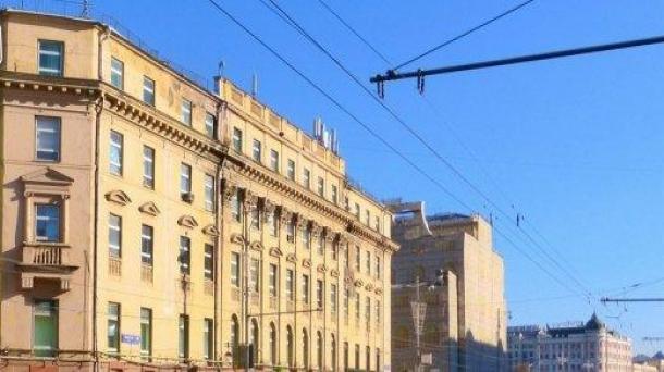 Офис 350.9 м2 у метро Пушкинская