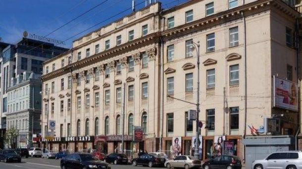 Офис 738.5м2, Пушкинская