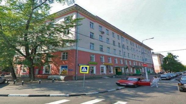 Офис 45.4 м2 у метро Варшавская