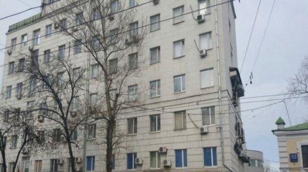 Офис 103 м2 у метро Добрынинская