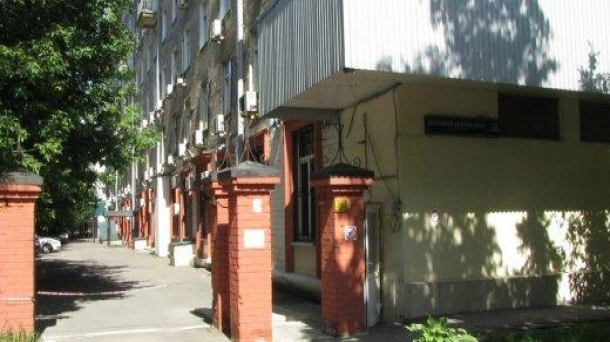 Офис 214.6 м2 у метро Улица 1905 года
