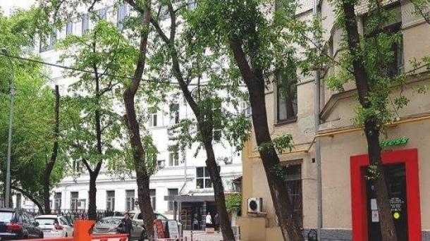 Офис 35.2м2, Тургеневская