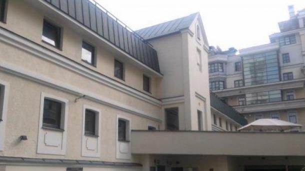 Офис 39.4м2, Кропоткинская