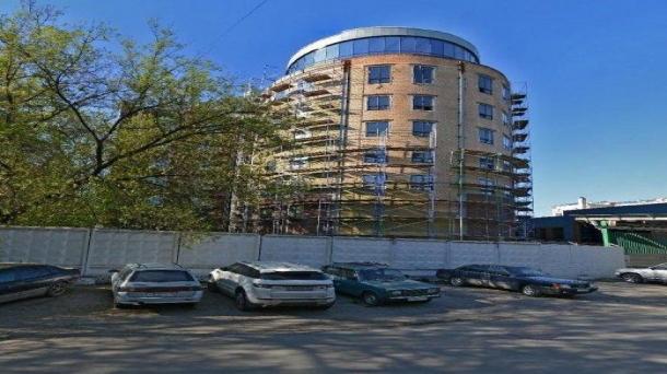 Офис 848.3м2, Автозаводская