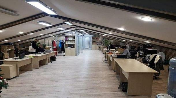 Офис 468м2, Сухаревская
