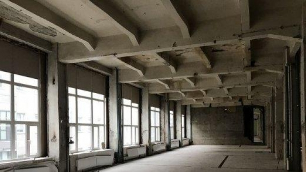 Офис 540.6 м2 у метро Добрынинская